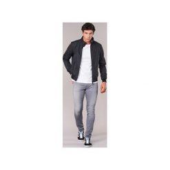 Jeansy slim fit Armani jeans  NAKAJOL. Szare jeansy męskie regular Armani Jeans, z jeansu. Za 580,30 zł.