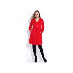 Czerwona sukienka z koszulowa z kapturem. Czarne sukienki na komunię marki Sinsay, l, z kapturem. Za 159,00 zł.