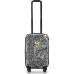 Walizka Surface kabinowa White Fur. Szare walizki marki Crash Baggage, z materiału. Za 999,00 zł.