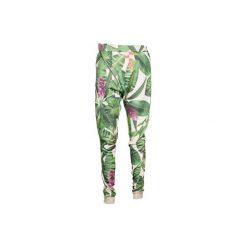 Joggery męskie: Spodnie dresowe na gumie wielobarwne