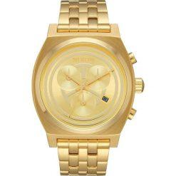 Biżuteria i zegarki damskie: Zegarek unisex C-3PO Gold Nixon Time Teller Chrono SW A972SW2378