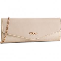 Torebka NOBO - NBAG-C3750-C023 Złoty. Żółte torebki klasyczne damskie Nobo, ze skóry ekologicznej. W wyprzedaży za 99,00 zł.