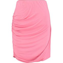 Minispódniczki: Bench DRAPED SKIRT Spódnica mini strawberry pink