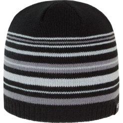 Czapka męska CAM264Z - czarny - 4F. Czarne czapki zimowe męskie marki 4f, na jesień, z materiału. Za 29,99 zł.