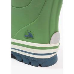 Viking JOLLY Kalosze green. Zielone buty zimowe damskie Viking, z materiału. Za 159,00 zł.