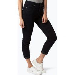 Cambio - Jeansy damskie – Parla, niebieski. Niebieskie spodnie z wysokim stanem Cambio, z jeansu. Za 579,95 zł.