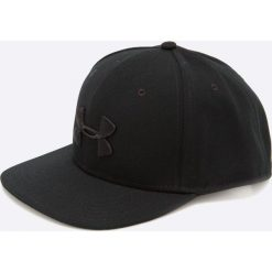 Under Armour - Czapka. Czarne czapki z daszkiem męskie Under Armour. W wyprzedaży za 99,90 zł.