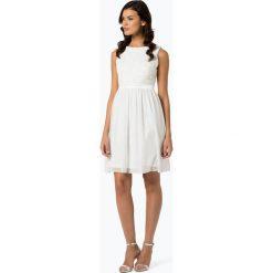 Sukienki: Marie Lund – Elegancka sukienka damska, beżowy