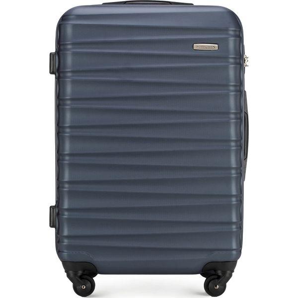 e22c678993d93 Niebieskie walizki - Promocja. Nawet -70%! - Kolekcja lato 2019 - myBaze.com