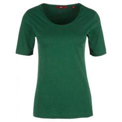 S.Oliver T-Shirt Damski 36 Zielony. Zielone t-shirty damskie S.Oliver, s, z bawełny. W wyprzedaży za 39,00 zł.