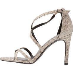 Sandały damskie: New Look TYLA Sandały na obcasie gold