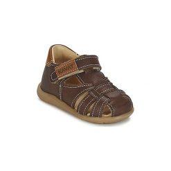 Sandały Dziecko  Kavat  RULLSAND. Brązowe sandały chłopięce Kavat. Za 202,30 zł.