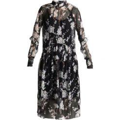 Sukienki hiszpanki: YAS YASHAMILLA DRESS Sukienka letnia black