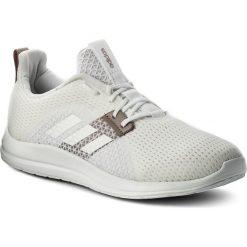 Buty adidas - Element V CM7298 Ftwwht/Ftwwht/Whitin. Czarne buty do biegania damskie marki Adidas, z kauczuku. W wyprzedaży za 219,00 zł.