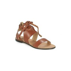 Rzymianki damskie: Sandały Ikks  SANDALE PLATE TRESSEE