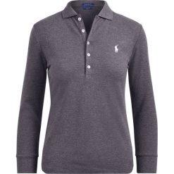 Topy sportowe damskie: Polo Ralph Lauren SLIM FIT Koszulka polo antique heather