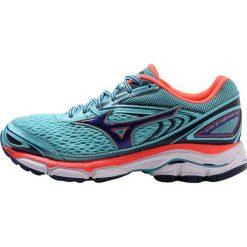 Buty sportowe damskie: Mizuno WAVE INSPIRE Obuwie do biegania Stabilność blue radiance/blueprint/fiery coral