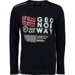 """T-shirty męskie z nadrukiem: Koszulka """"Jasado"""" w kolorze granatowym"""