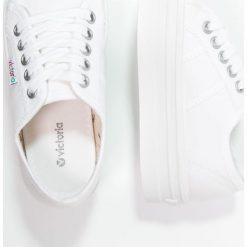 Trampki chłopięce: Victoria Shoes Tenisówki i Trampki blanco