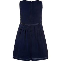 Sukienki dziewczęce z falbanami: Carter's DRESS ROSETTE BABY Sukienka koktajlowa navy