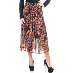 Spódniczki: Spódnica w kolorze bordowym