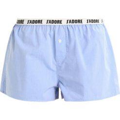 Piżamy damskie: LOVE Stories SUNDAY Spodnie od piżamy blue