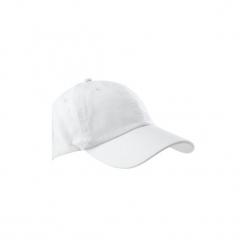 Czapka z daszkiem fitness. Białe czapki z daszkiem męskie DOMYOS. Za 19,99 zł.