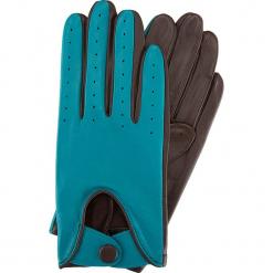 Rękawiczki damskie 46-6-270-GT. Brązowe rękawiczki damskie Wittchen. Za 99,00 zł.
