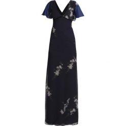 Długie sukienki: Hope & Ivy Tall FLORAL DRESS Długa sukienka navy