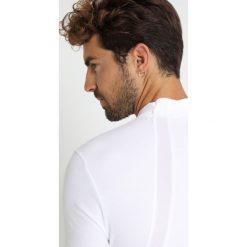 Le coq sportif TENNIS  Koszulka polo new optical white. Białe koszulki polo le coq sportif, m, z bawełny. Za 369,00 zł.