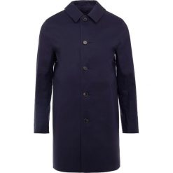 Płaszcze męskie: Mackintosh Krótki płaszcz navy