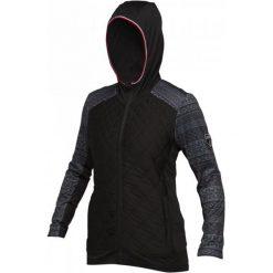 Swix Damska Bluza Z Kapturem Myrene, Czarna, L. Czarne bluzy polarowe marki Swix, l, z kapturem. Za 419,00 zł.