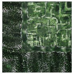 Chusty damskie: Versace 19.69 Chusta Damska Zielony