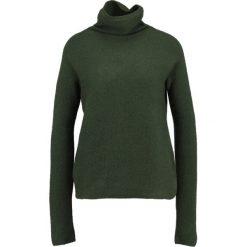 Swetry damskie: Samsøe & Samsøe NORTON  Sweter dark green