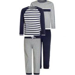 Next STRIPE 2 PACK  Piżama grey. Niebieskie bielizna chłopięca Next, z bawełny. Za 189,00 zł.