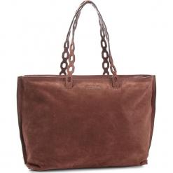 Torebka COCCINELLE - CL6 Naive Suede E1 CL6 11 02 01 Marron Glace W34. Brązowe torebki klasyczne damskie marki Coccinelle, ze skóry. W wyprzedaży za 909,00 zł.