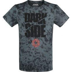T-shirty męskie: Star Wars Dark Side T-Shirt niebieski/czarny