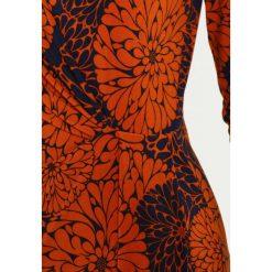 Sukienki: Anna Field Sukienka z dżerseju cognac/dark blue