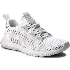 Buty Reebok - Reago Pulse CN5182 White/Grey/Porcelain/Tan. Białe buty do fitnessu damskie Reebok, z materiału. W wyprzedaży za 209,00 zł.