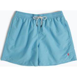 Polo Ralph Lauren - Męskie spodenki kąpielowe, niebieski. Niebieskie kąpielówki męskie Polo Ralph Lauren, m. Za 329,95 zł.