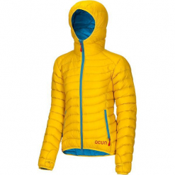 Ocun Kurtka Puchowa Tsunami Women Yellow/Blue Xl. Niebieskie kurtki damskie softshell Ocun, xl, z materiału. Za 609,00 zł.