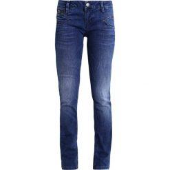 Freeman T. Porter ALEXA  Jeansy Slim Fit flexy indigo. Niebieskie jeansy damskie marki Freeman T. Porter. W wyprzedaży za 293,30 zł.