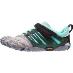Vibram Fivefingers VTRAIN Obuwie treningowe grey/black/aqua. Niebieskie buty sportowe damskie marki Vibram Fivefingers, z gumy, vibram fivefingers. Za 539,00 zł.