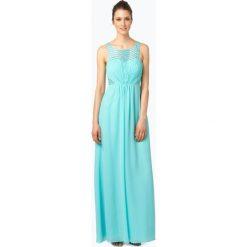 Suddenly Princess - Damska sukienka wieczorowa, niebieski. Niebieskie sukienki koktajlowe marki Suddenly Princess, z szyfonu. Za 549,95 zł.
