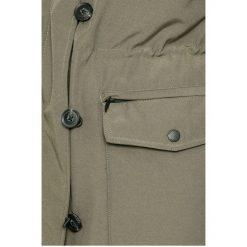 Calvin Klein Jeans - Kurtka. Szare kurtki damskie jeansowe marki Calvin Klein Jeans, l. W wyprzedaży za 1199,00 zł.
