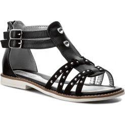 Sandały dziewczęce: Sandały MAGIC LADY – CS17006-1 Czarny
