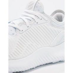 Buty damskie: adidas Performance ALPHABOUNCE LUX Tenisówki i Trampki grey one/white/core black
