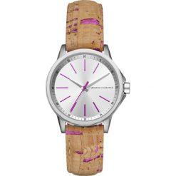 Biżuteria i zegarki damskie: Armani Exchange Zegarek braun/pink