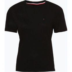 Tommy Jeans - T-shirt damski, czarny. Czarne t-shirty damskie marki Tommy Jeans, l, z jeansu. Za 99,95 zł.