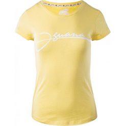 T-shirty damskie: IGUANA T-SHIRT damski Unahti snapdragon r. L